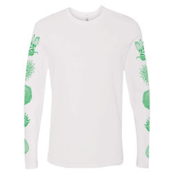 Stacked flora sleeves - long sleeve t Thumbnail