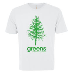 Tree t-shirt - green graphic Thumbnail