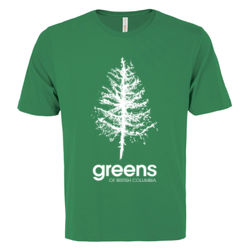 Tree t-shirt - white graphic Thumbnail